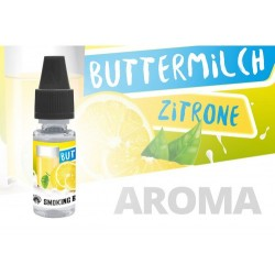Smoking Bull Aroma Buttermilch Zitrone 10ml