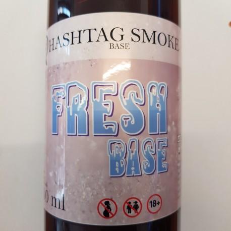 Hashtag Smoke Fresh Base, 0mg/1000ml