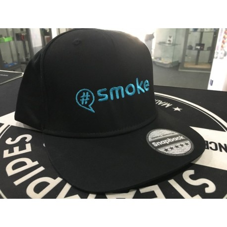 Hashtag Smoke Cap