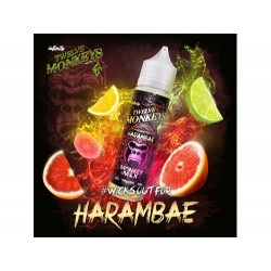 Twelve Monkeys - Harambae 50ml 0mg