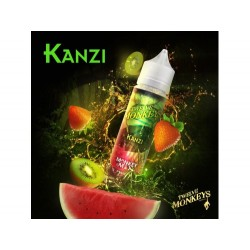 Twelve Monkeys - Kanzi 50ml 0mg
