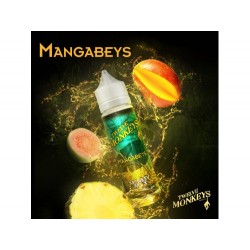 Twelve Monkeys - Mangabeys 50ml 0mg
