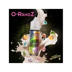 Twelve Monkeys - O-Rangz 50ml 0mg