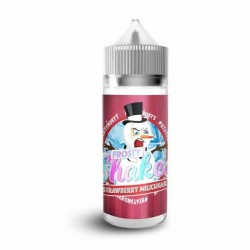 Dr. Frost Strawberry MilkShake ICE Pole 100ml 0mg