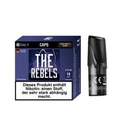 Easy 3 Caps Star Spangled Tabak 2stk pro Packung
