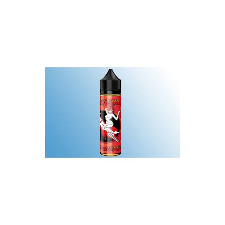 Rocket Girl Aroma Space Candy Ice 15ml Longfill
