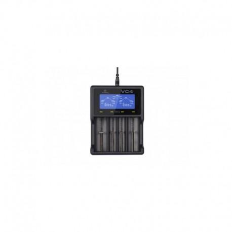 Xtar VC4 4-Schacht USB Ladegerät