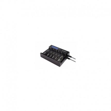 Xtar Queen ANT MC6 6-Schacht USB Ladegerät