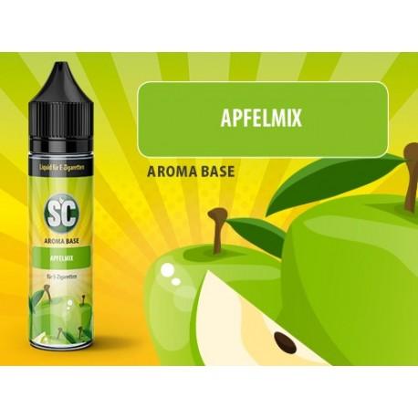 SC Shortfill Liquid Apfelmix 50ml