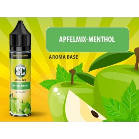 SC Shortfill Liquid Apfelmix Menthol 50ml