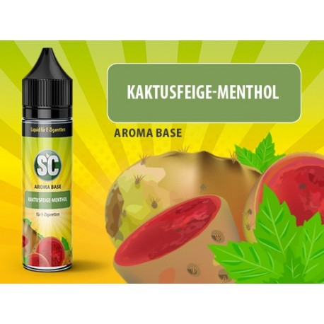 SC Shortfill Liquid Kaktusfeige Menthol 50ml